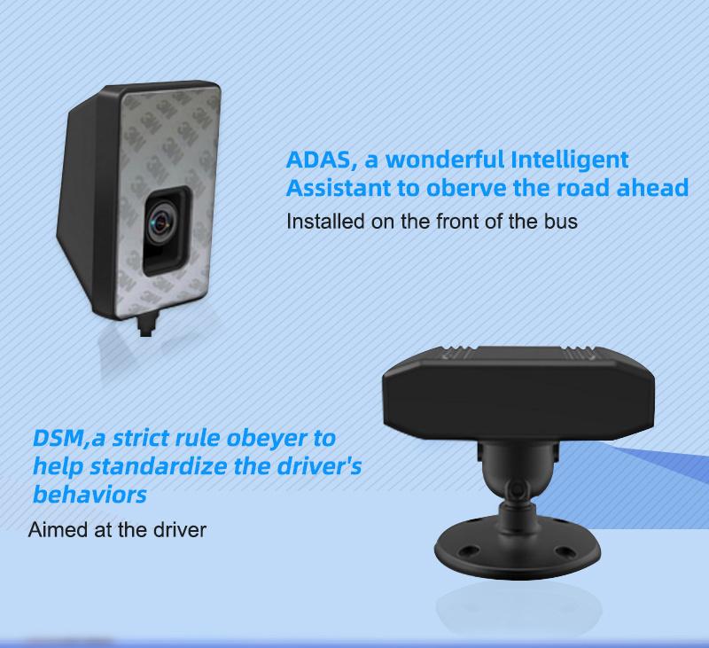 ADAS & DSM for Bus Monitoring System