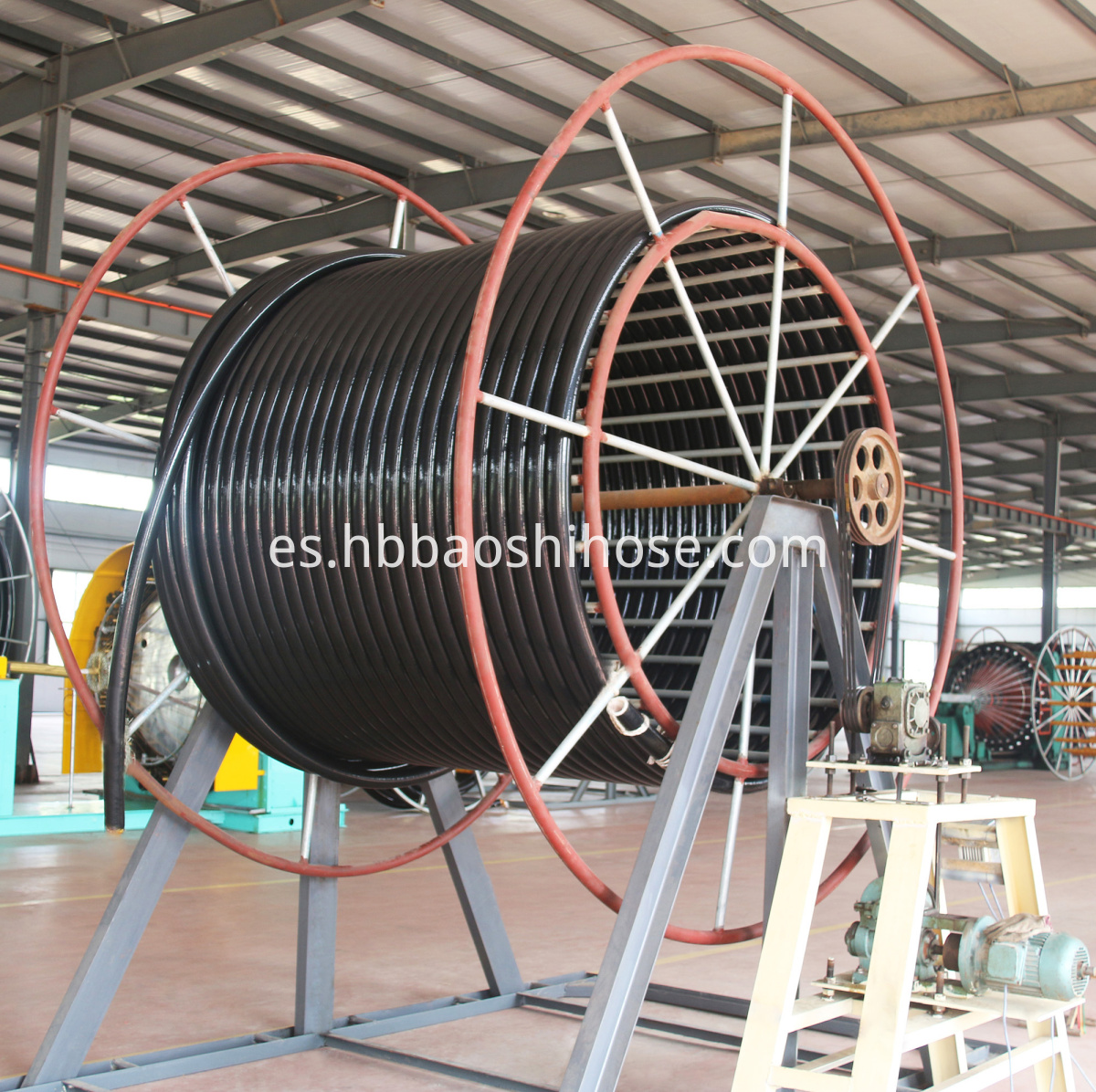 Flexible Composite Offshore High Pressure Pipe
