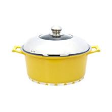 Ceramic Coating Geschirr und Kochgeschirr Hot Pot
