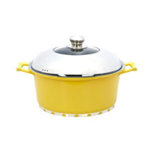 Керамическое покрытие Кухонные принадлежности и посуда в горячем горшочке