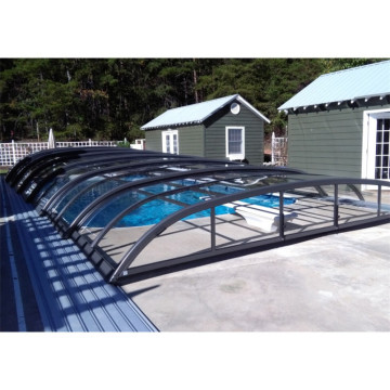 Skabe Tagkapsling Polycarbonat Swimming Pool Cover