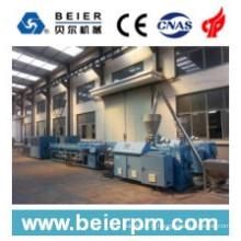 20-63mm PVC double tuyau / extrusion en plastique de tube / ligne de machine de production