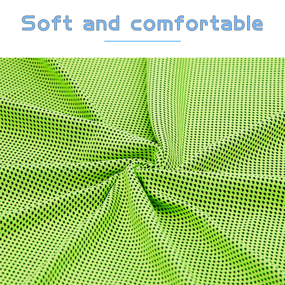 Soft and Comfortable Golf Cooling Towel