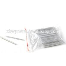 1000pcs SUMITOMO Fibra óptica de fusão fusível manga de proteção 45 milímetros, manga de proteção plástica, tubo de encolhimento de 45mm