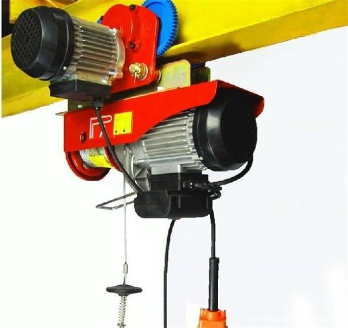 220v mini electric hoist