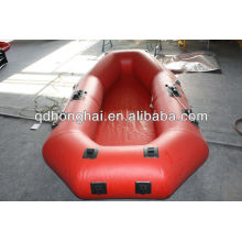 PVC inflatable boat fishing boat
