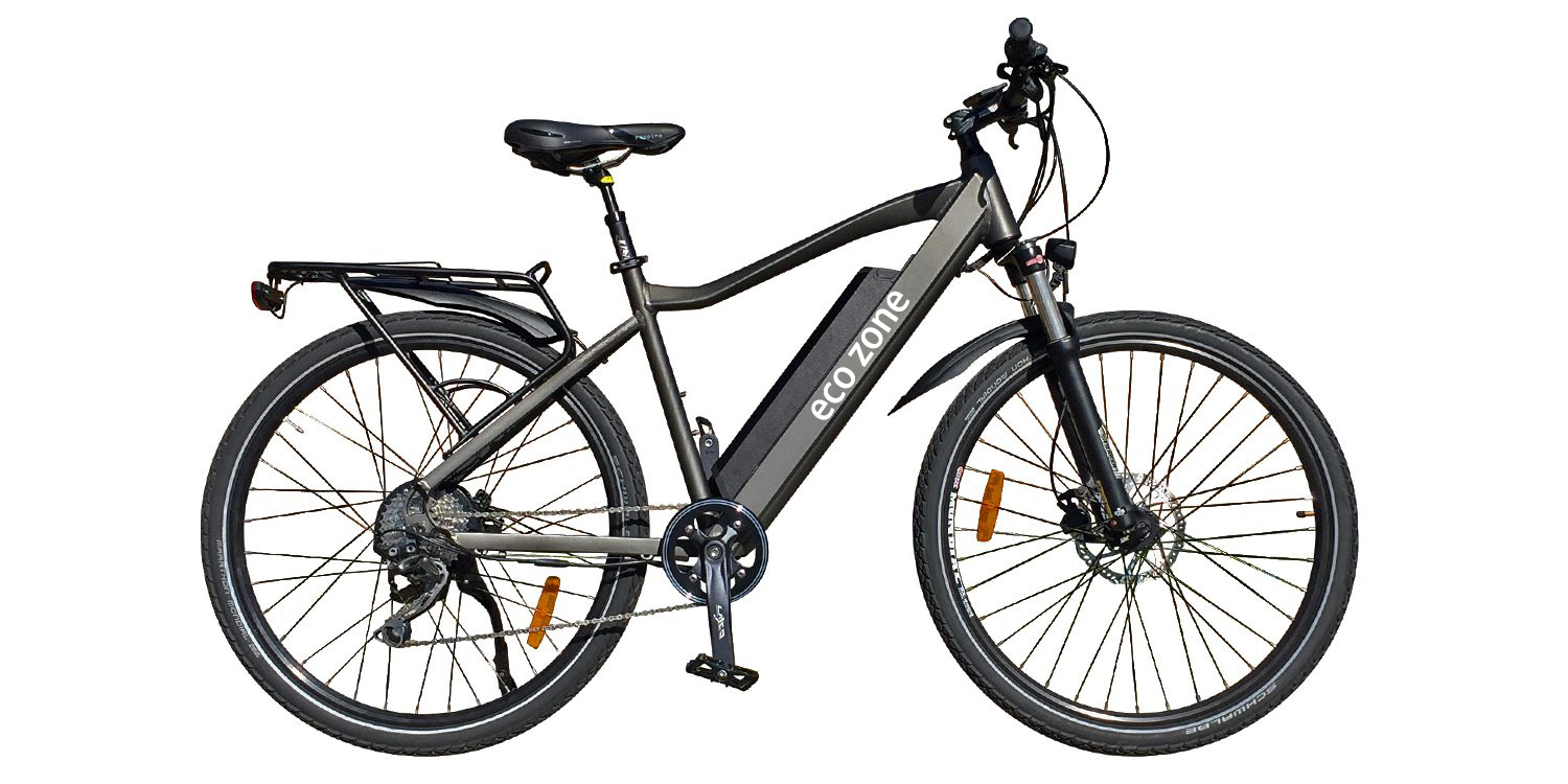 Portable lithium electric bicycle