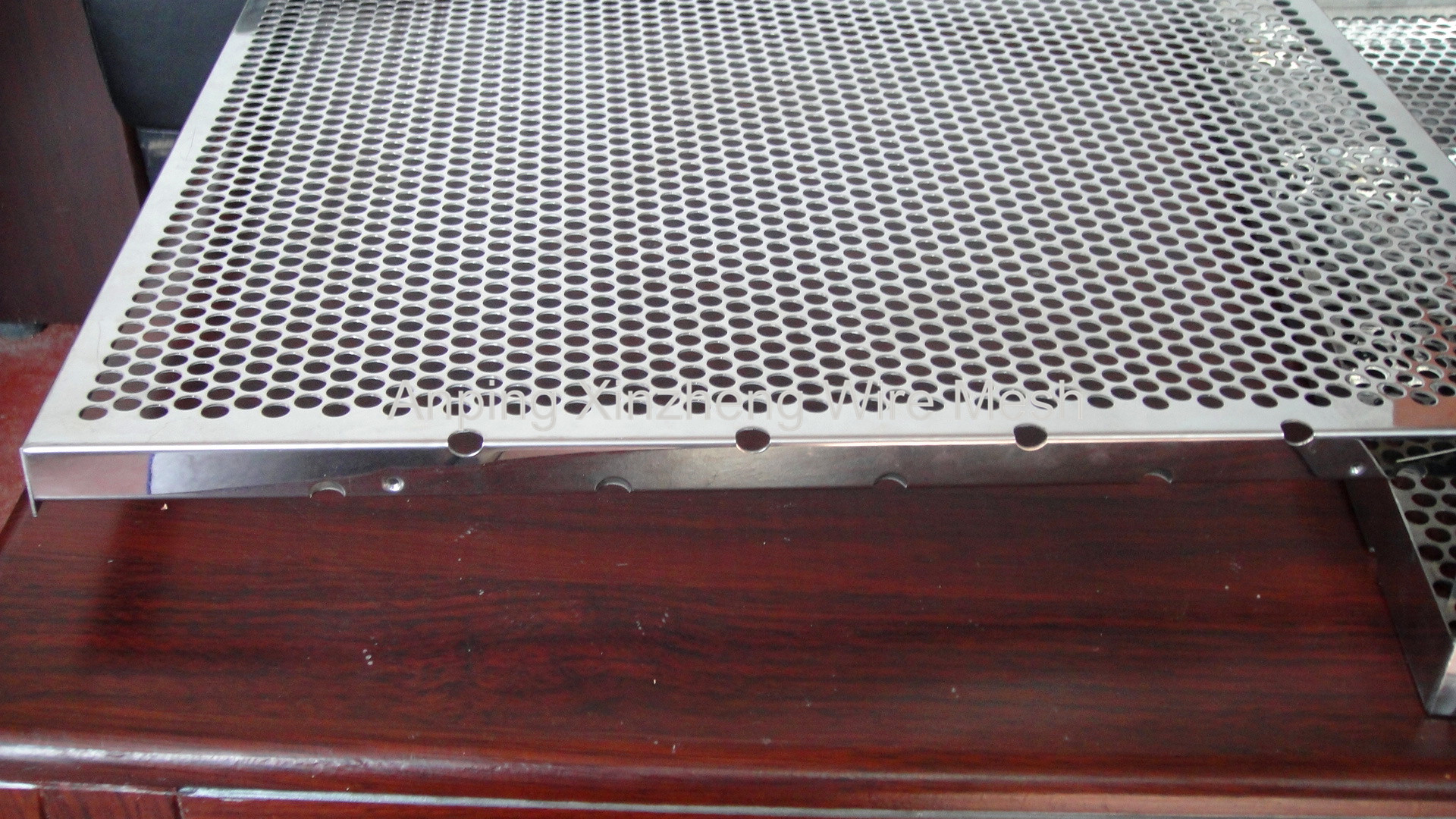 Aluminum Perforated Mesh