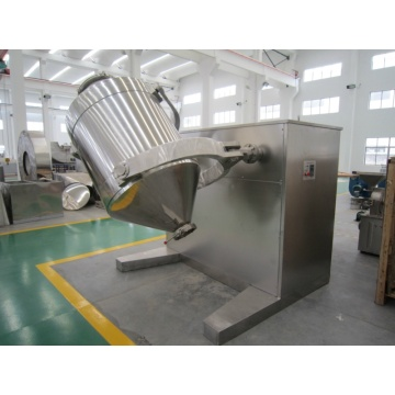 Three-Dimensional Motion Mixer Machine for Pharmacy Powder