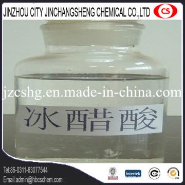 Acide acétique glacial de prix usine de grande pureté 99.8%