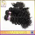 Цены на швейные машины кудрявый фигурные 100 человеческих волос плетение, плетение волос