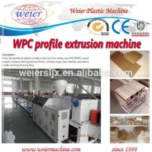 Linhas de máquina de processamento de WPC Turnkey