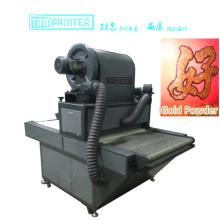 TM-AG900 Karten automatische Glitter Pulver-Beschichtungsanlage