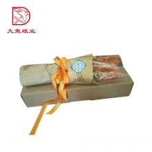 Different types new design rectangle packaging flower gift box