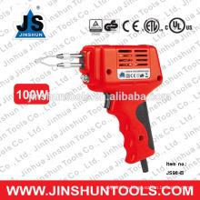 Pistola de soldadura eléctrica de alta velocidad y eficiencia JS 100W