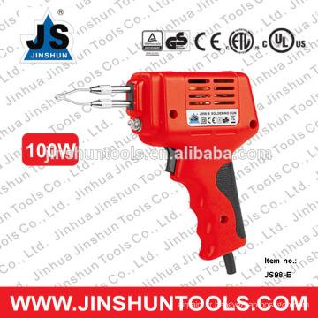 JS 100W électrique soudage pistolet à souder equipmeng
