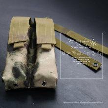Bolsa de revista militar tático Airsoft Molle com melhor qualidade anti-fricção