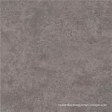 Grey Colour Polished Porcelain Floor Tile in Livingroom