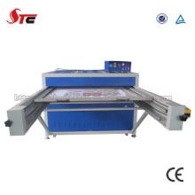 CER genehmigte hydravatic Doppelstationen-große Format-Sublimations-Hitze-Presse-Maschine