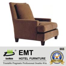Silla moderna del sofá del hotel del estilo (EMT-SC05)
