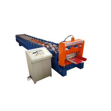Standing Seam Metal Roofing Machine