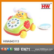 Heißer Verkauf lustiges zusammengesetzte Spielzeugplastik-Handyspielzeug