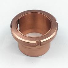 CNC mecanizado de cobre piezas