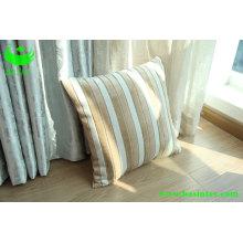 Полосатый бархат диван ткани (BS4005)