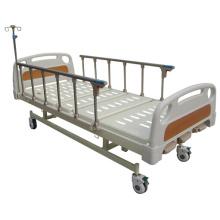 Дешевые взрослые педиатрического высокого качества ручной больничной койке