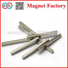 N40 long thin neodymium magnet