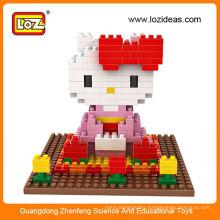 LOZ plastic kid educational toys diy toy for gift