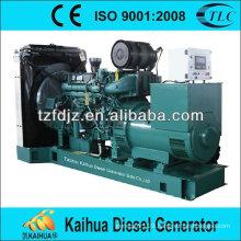 250kva volvo open type diesel generators