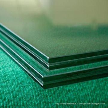 Декоративное прозрачное и тонированное закаленное ламинированное стекло для домашнего использования
