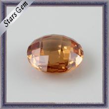 Champagne pedras de verificador redondo (STG-137)