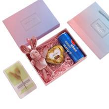 Embalagem de caneca de luxo caixa de presente da dama de honra