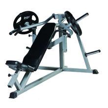 Placa de Carregamento Equipamentos de Fitness levantamento de peso Incline Press XR710