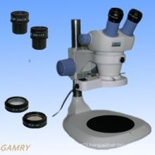 High Quality Stereo Zoom Microscope (JYC0730N-BCR)