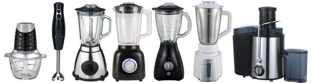 food blender factory