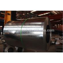 Bobina galvanizada de acero galvanizado de la bobina del acero