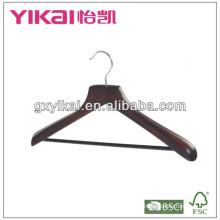 Gancho de revestimento de madeira de guangxi com arco original gancho do chromate do projeto