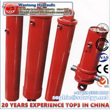 Single Acting High Quality Cylinder for Dump Truck/Tipper Used