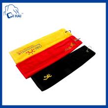 Toalha de golfe 100% algodão bordado (qhg7756)