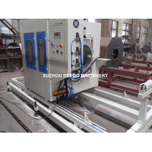 110-400mm PVC PE PP Pipe Cutting for Extrusion Line