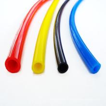 Tuyau coloré flexible d'unité centrale de polyuréthane de haute qualité pour le compresseur d'air