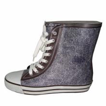 Резиновые кроссовки