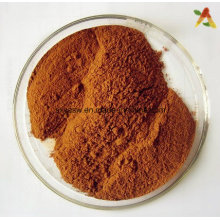 Nº CAS 58-08-2 Extracto de semillas de guaraná en polvo