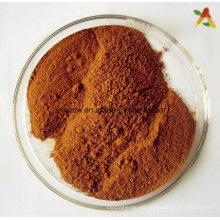 CAS No 58-08-2 Perder Peso 10% 20% Extracto de Guaraná