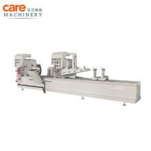 Double-head Cnc Automatic Cutting Saw For Aluminum And Pvc Upvc Profile