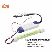 Sauvegarde d'urgence pour panneau lumineux LED 40w