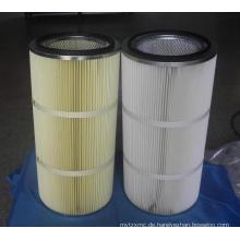 Wasserfeste und Anti-Öl-Polyester-Luftfilterpatrone